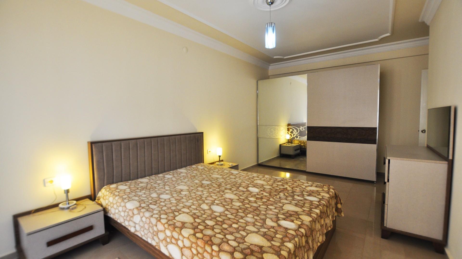 Меблированные апартаменты в Махмутлар - Фото 26
