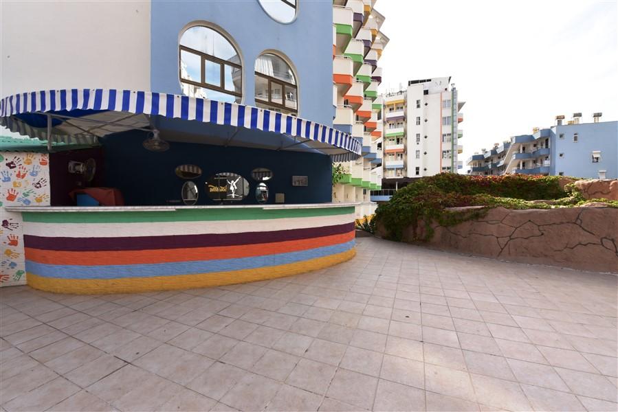 Отель на первой береговой линии в Махмутларе - Фото 13