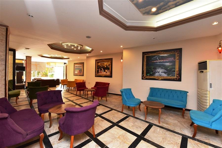 Отель на первой береговой линии в Махмутларе - Фото 20