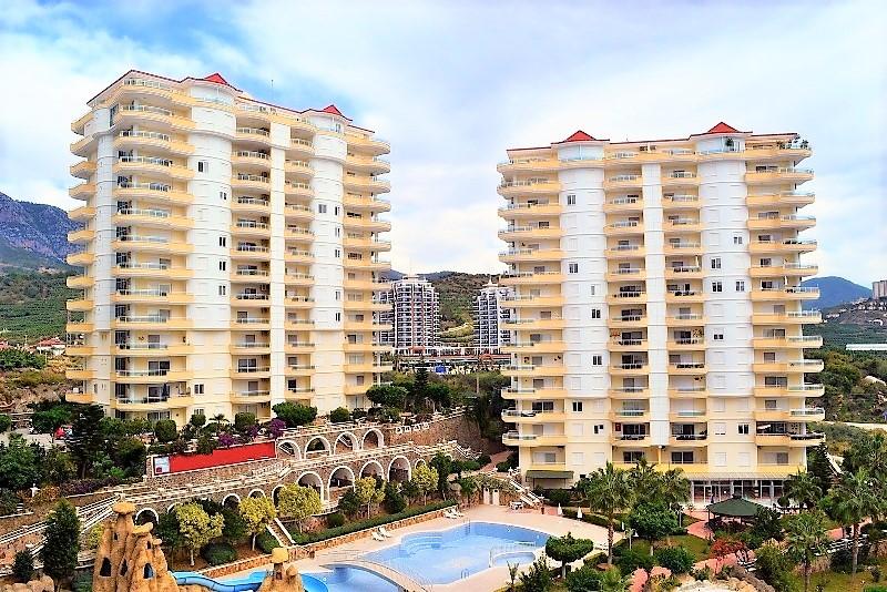 Просторные апартаменты 3+1 в Махмутларе - Фото 8