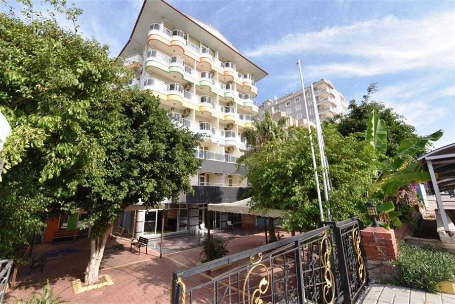 Отель на первой береговой линии в Махмутларе - Фото 22