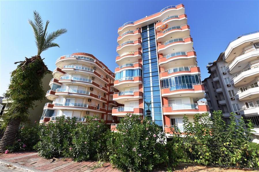 Просторная квартира 2+1 на берегу моря Махмутлар - Фото 15