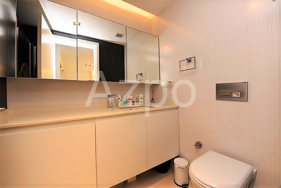 Меблированная квартира планировки 1+1 в Оба - Фото 14