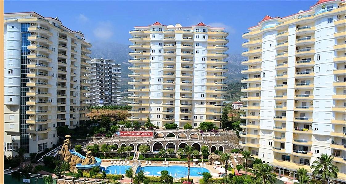 Просторные апартаменты 3+1 в Махмутларе - Фото 13
