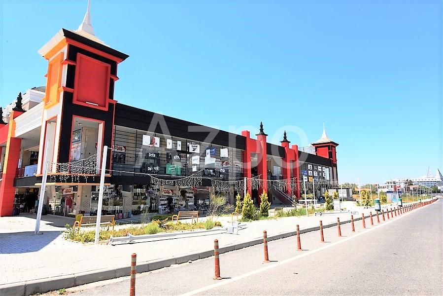 Торговые помещения в ТЦ района Окурджалар - Фото 16