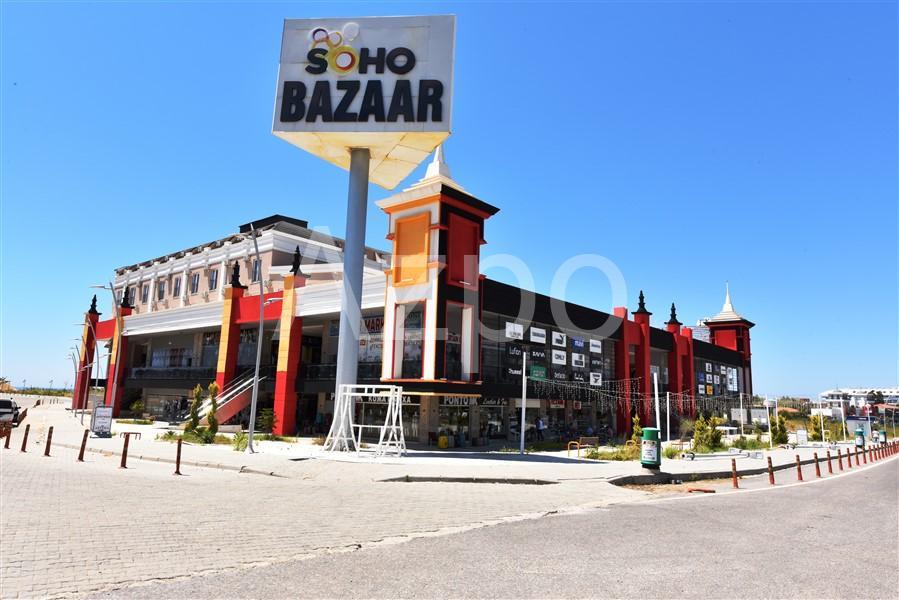 Торговые помещения в ТЦ района Окурджалар - Фото 18