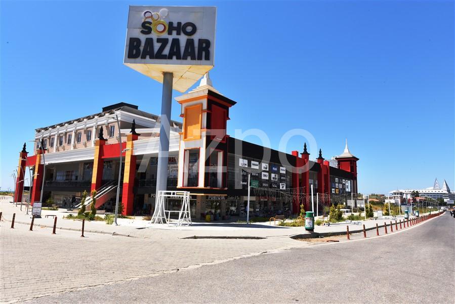 Торговые помещения в ТЦ района Окурджалар - Фото 19