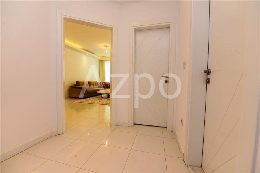 Квартира планировки 1+1 в Махмутларе - Фото 16