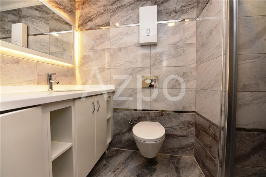 Квартира планировки 1+1 в Махмутларе - Фото 18