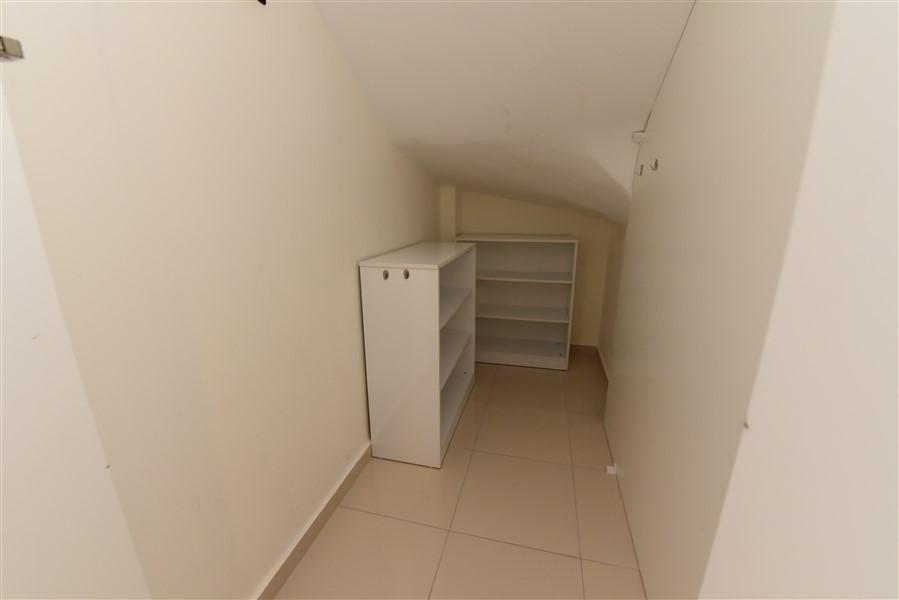 Дуплекс 2+1 с мебелью в комплексе района Кестель - Фото 18