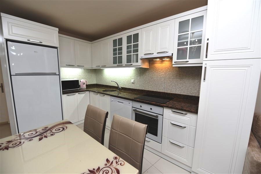 Просторная меблированная квартира в Авсалларе - Фото 27