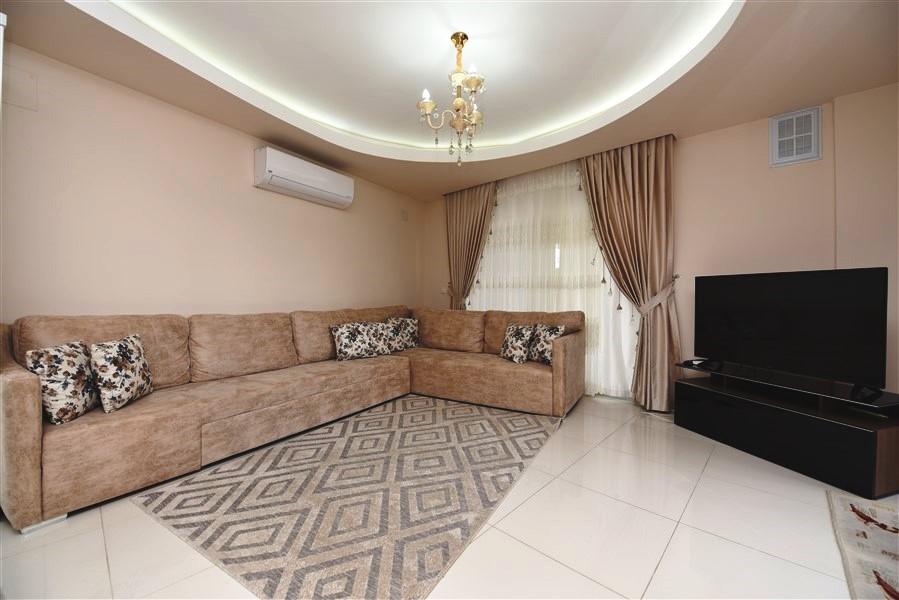 Просторная меблированная квартира в Авсалларе - Фото 28