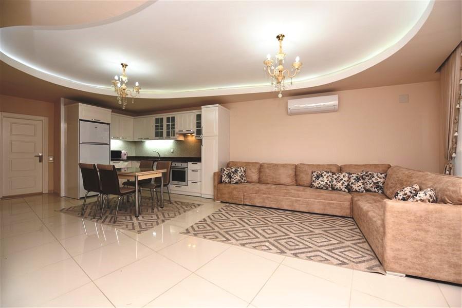 Просторная меблированная квартира в Авсалларе - Фото 30