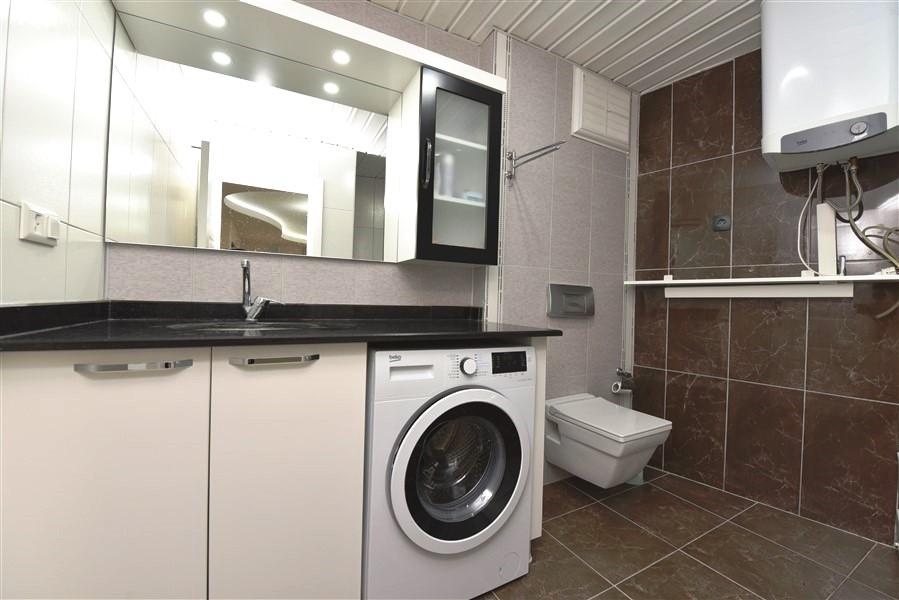 Просторная меблированная квартира в Авсалларе - Фото 33