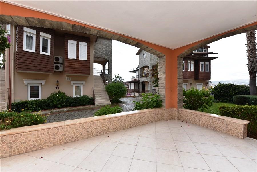 Просторная меблированная квартира в Авсалларе - Фото 38