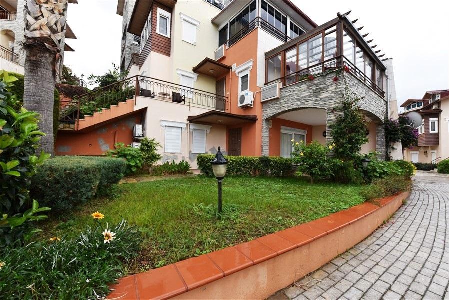 Просторная меблированная квартира в Авсалларе - Фото 39