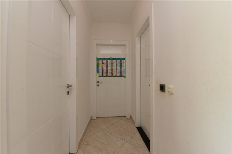 Апартаменты 2+1 с мебелью в районе Оба - Фото 17