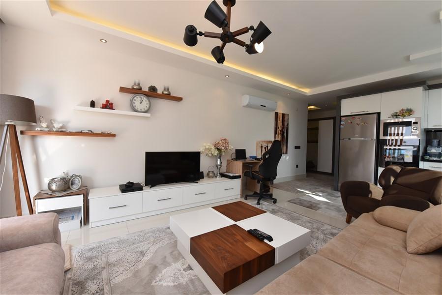 Меблированные апартаменты 2+1 в комплексе - Фото 9
