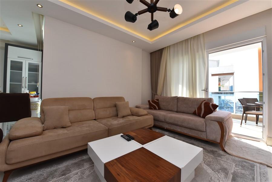 Меблированные апартаменты 2+1 в комплексе - Фото 10