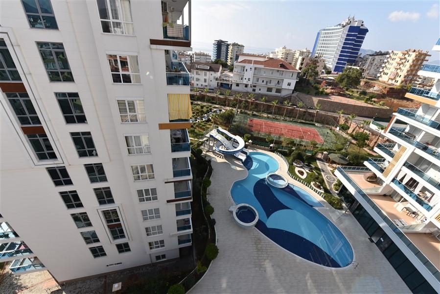 Меблированные апартаменты 2+1 в комплексе - Фото 17