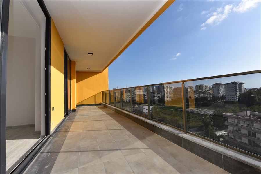 Трехкомнатная квартира в комплексе Махмутлар - Фото 19