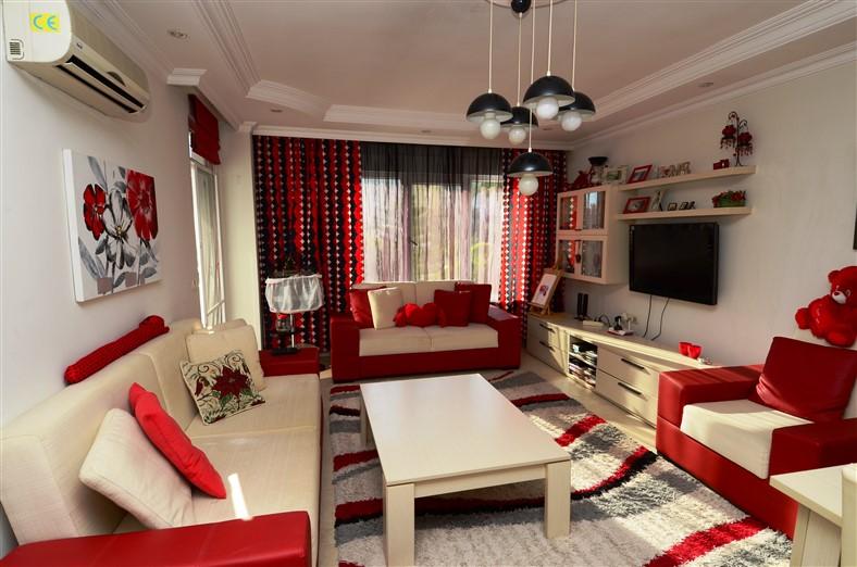 Квартира 1+1 с мебелью в районе Джикджилли - Фото 15