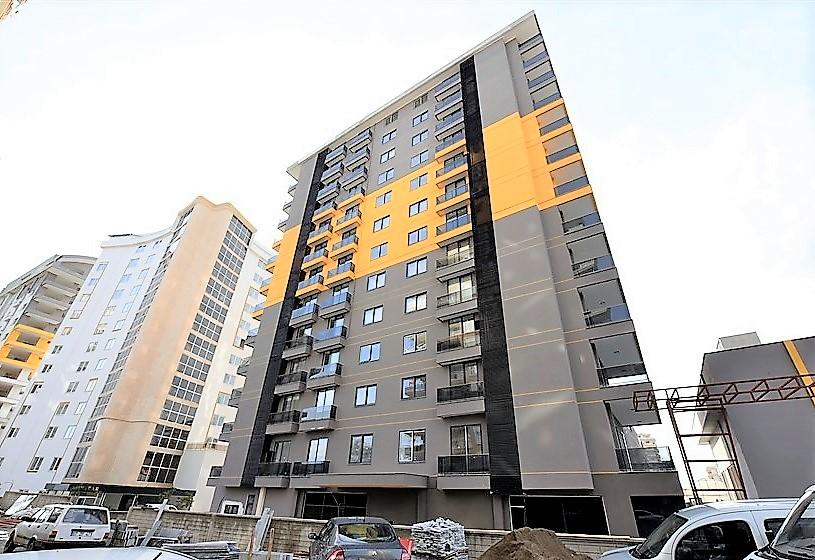 Трехкомнатная квартира в комплексе Махмутлар - Фото 21