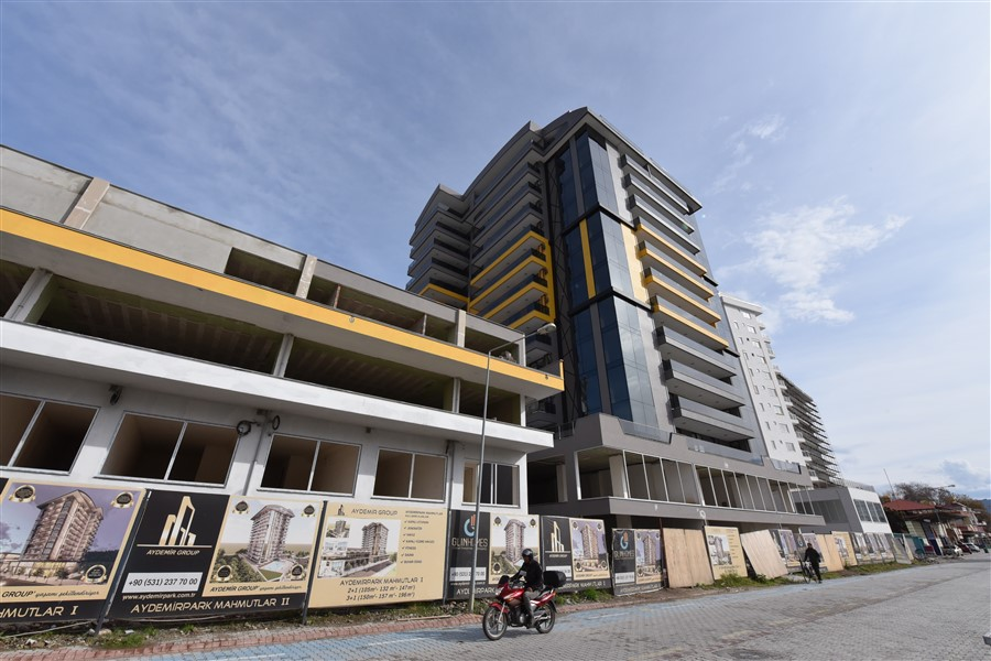 Трехкомнатная квартира в комплексе Махмутлар - Фото 22