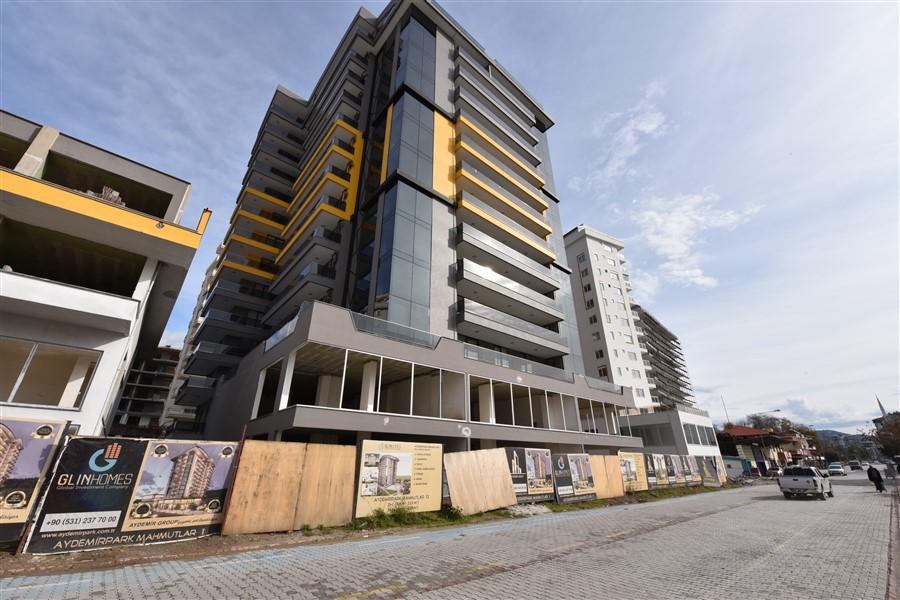 Трехкомнатная квартира в комплексе Махмутлар - Фото 23