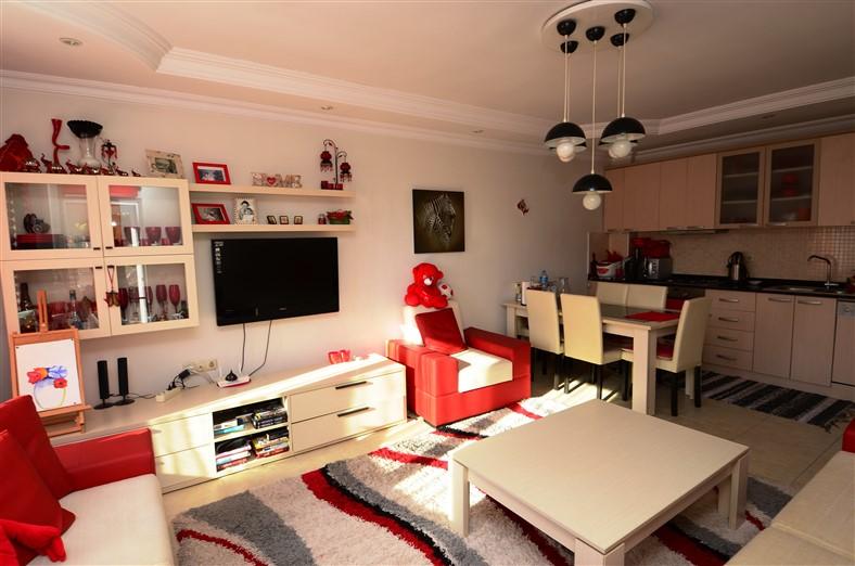 Квартира 1+1 с мебелью в районе Джикджилли - Фото 13
