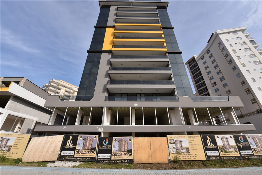 Трехкомнатная квартира в комплексе Махмутлар - Фото 24