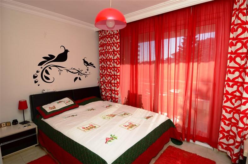 Квартира 1+1 с мебелью в районе Джикджилли - Фото 11