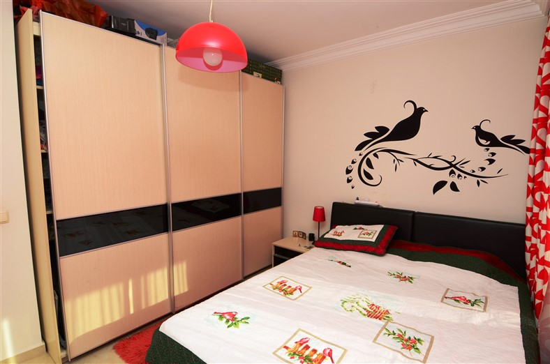 Квартира 1+1 с мебелью в районе Джикджилли - Фото 10