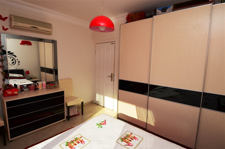 Квартира 1+1 с мебелью в районе Джикджилли - Фото 9