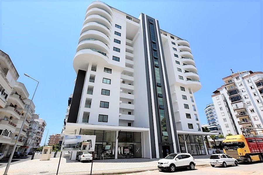 Меблированные апартаменты 1+1 в Махмутларе - Фото 3