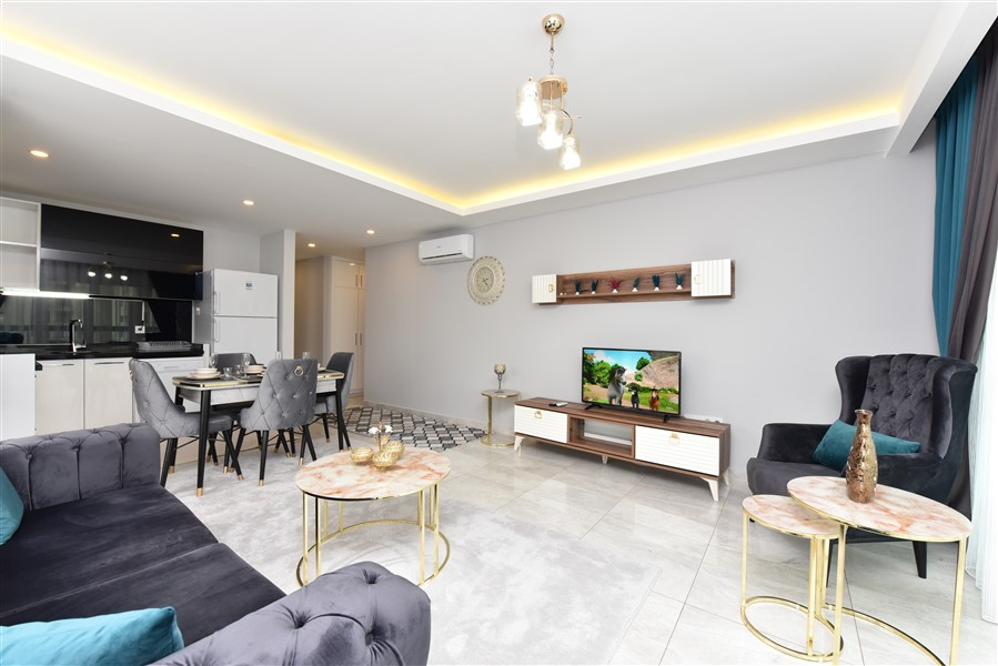 Просторная двухкомнатная квартира с мебелью - Фото 10