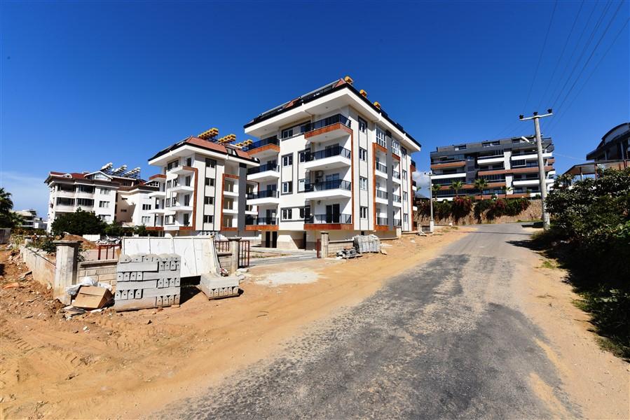 Апартаменты 2+1 в новом комплексе района Оба - Фото 23