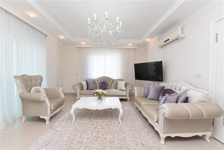 Уютная меблированная квартира 2+1 в районе Кестель - Фото 8