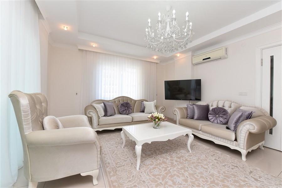 Уютная меблированная квартира 2+1 в районе Кестель - Фото 9