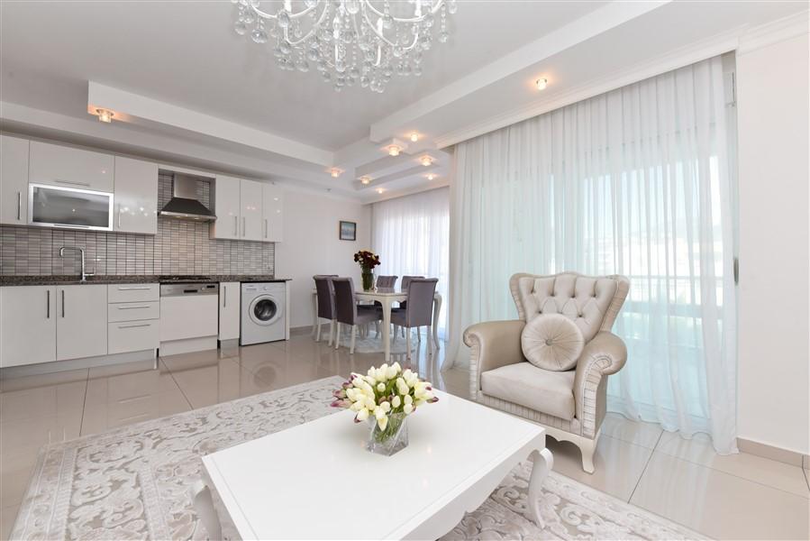 Уютная меблированная квартира 2+1 в районе Кестель - Фото 14