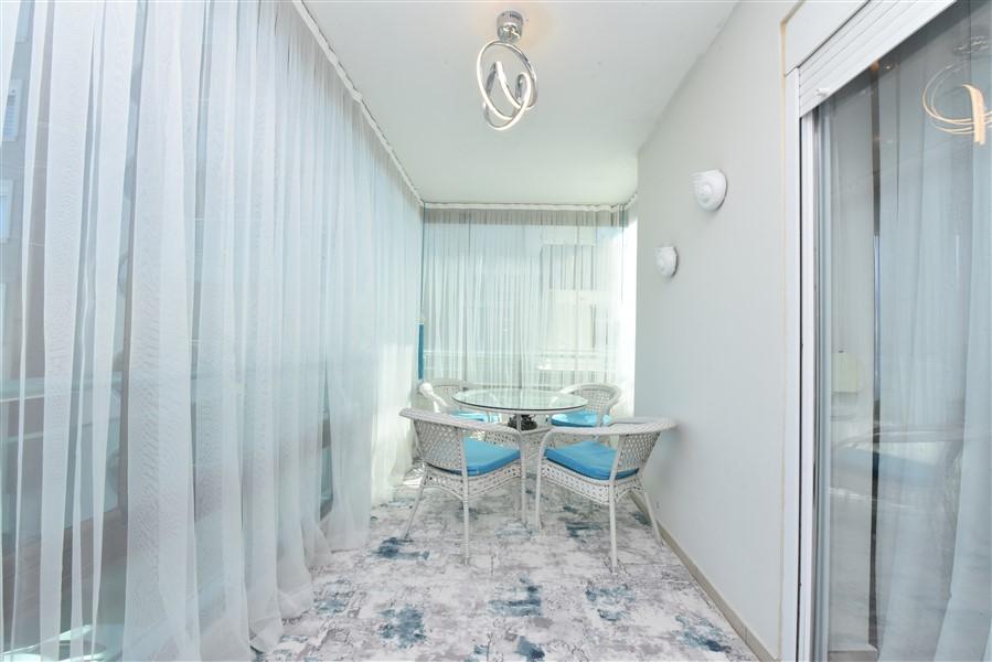 Уютная меблированная квартира 2+1 в районе Кестель - Фото 16