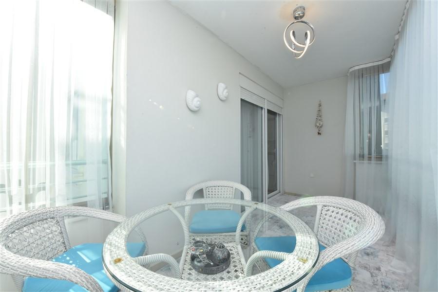 Уютная меблированная квартира 2+1 в районе Кестель - Фото 17