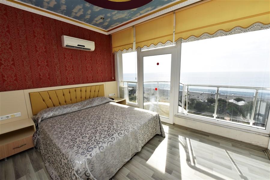 Отель на первой береговой линии в Махмутларе - Фото 38