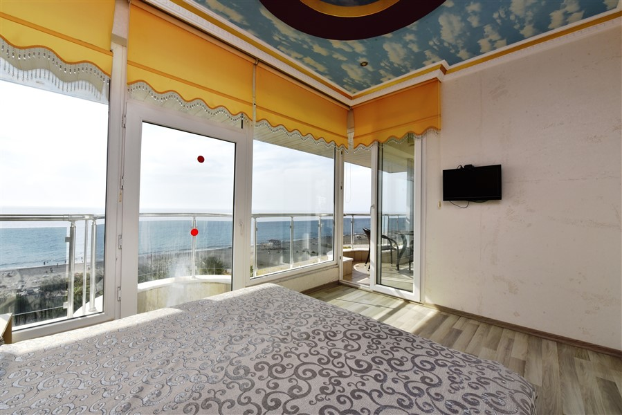Отель на первой береговой линии в Махмутларе - Фото 39