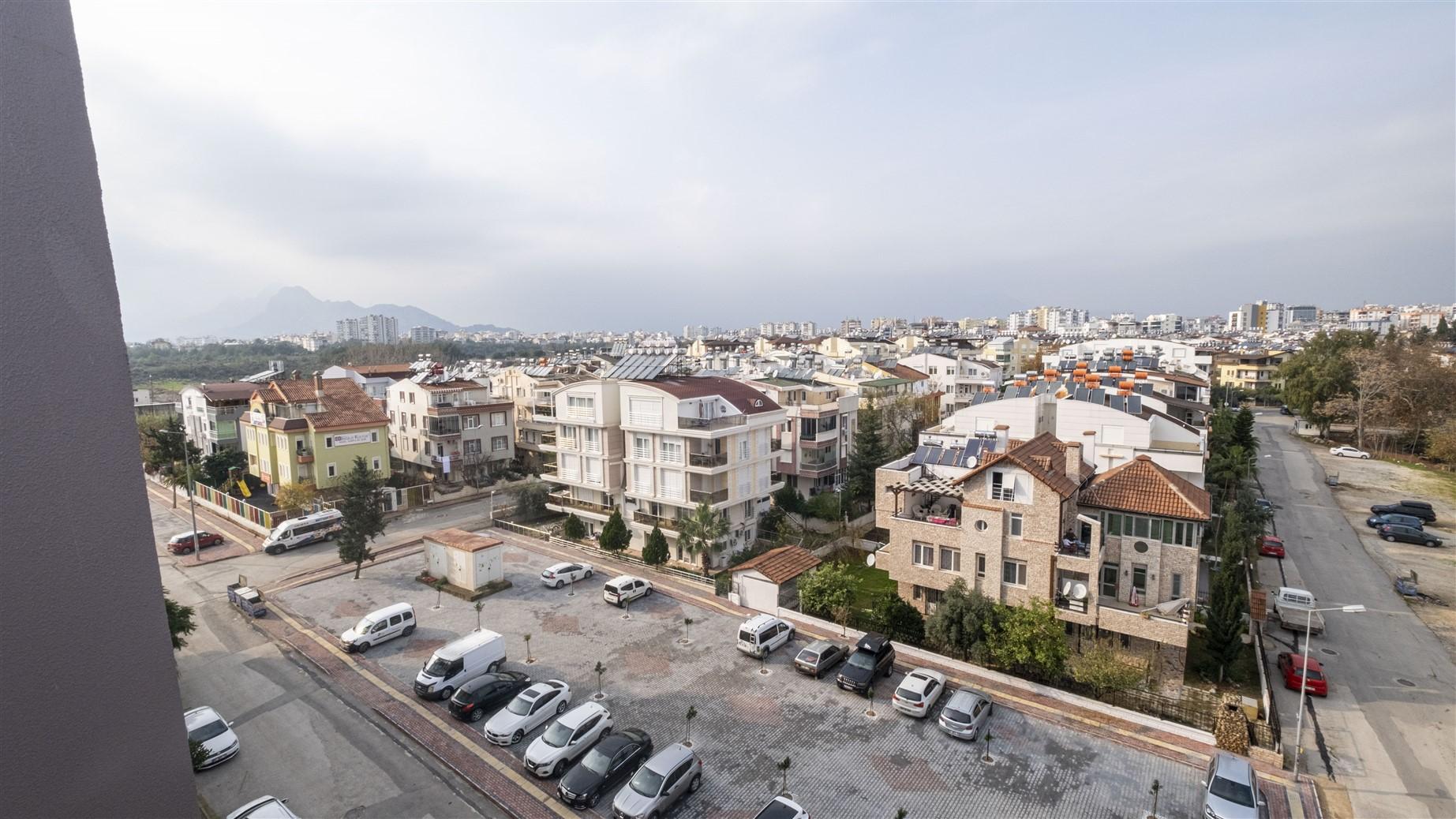 Квартиры с видом на Средиземное море в Коньяалты Анталия - Фото 27