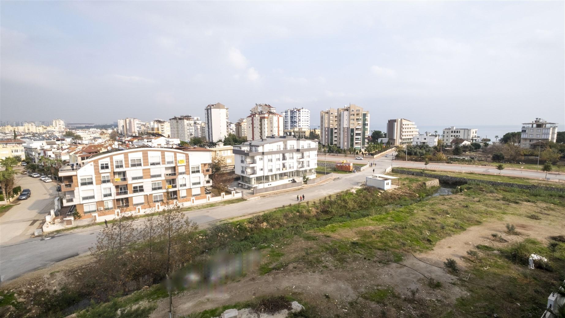 Квартиры с видом на Средиземное море в Коньяалты Анталия - Фото 29