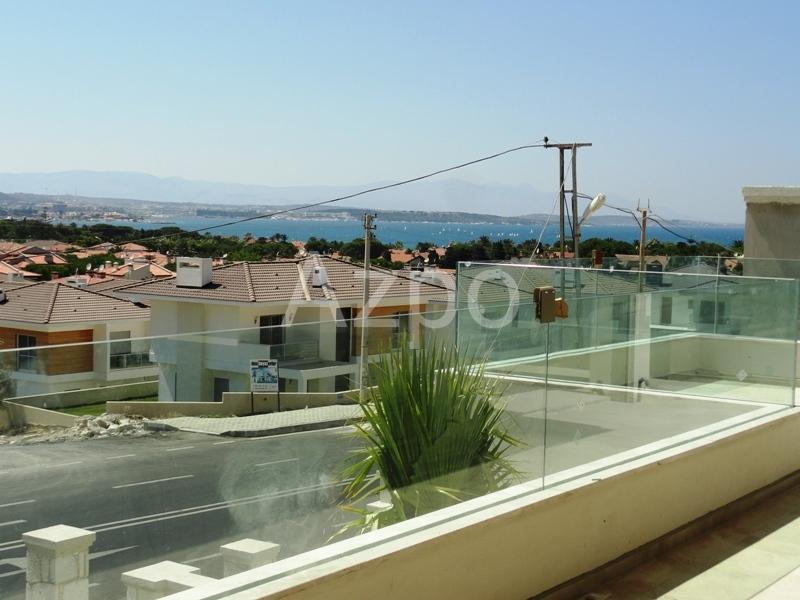 Таунхаус 4+1 с видом на Эгейское море - Фото 3