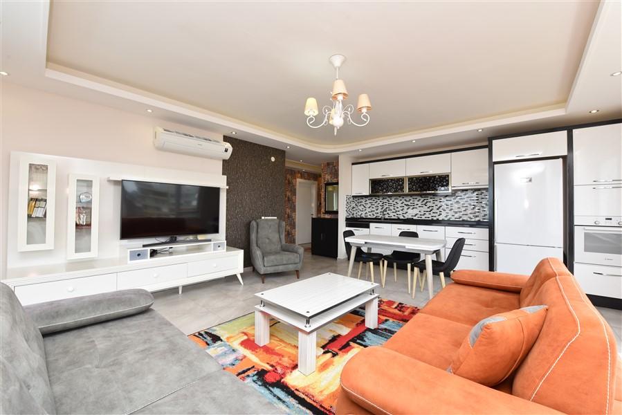 Меблированная квартира 2+1 с приятными видовыми характеристиками - Фото 11