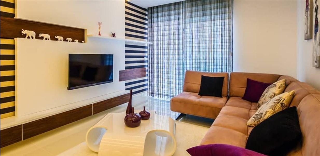 Двухкомнатная квартира с мебелью у пляжа Клеопатры - Фото 12