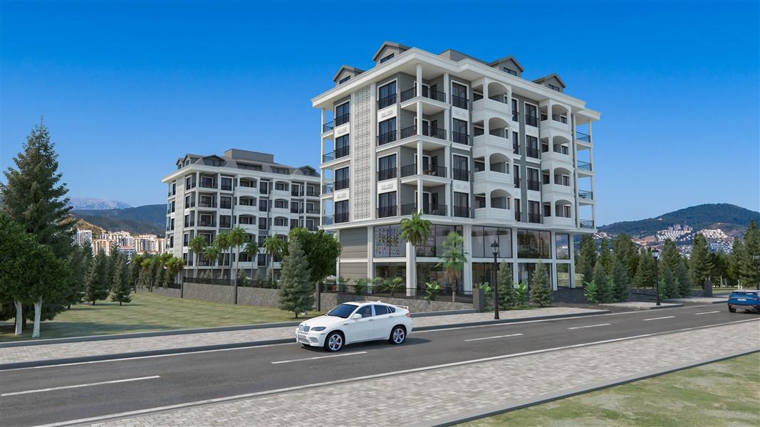 Современные квартиры различных планировок в новом инвестиционном проекте
